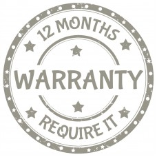 EXTENDED 12 MONTH WARRANTY ON ANY PRODUCT PURCHASED IN LAST 7 DAYS