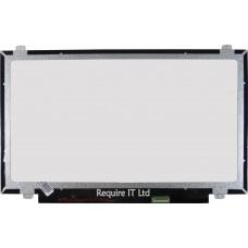 14 eDP HD LED SCREEN GLOSSY LAPTOP DISPLAY PANEL LIKE LG PHILIPS LP140WHU-TPD1