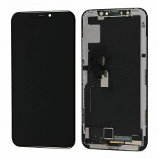 APPLE IPHONE X GENUINE 5.8 OLED HDR TOUCH SCREEN DISPLAY ASSY FOR SILVER MODEL