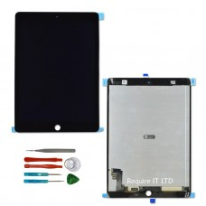 APPLE IPAD AIR 2 LCD & DIGITIZER TOUCH SCREEN BLACK REPLACEMENT 6TH GEN