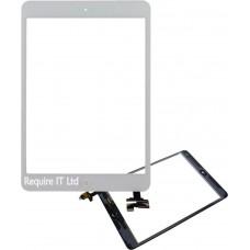 NEW WHITE APPLE IPAD MINI 1 TOUCH DIGITISER GLASS FOR 1ST GEN 16GB 32GB 64GB